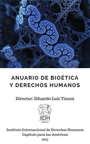 ANUARIO DE BIOÉTICA Y DERECHOS HUMANOS: INSTITUTO INTERNACIONAL DE DERECHOS HUMANOS  CAPÍTULO PARA LAS AMÉRICAS