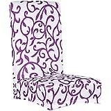 Pixnor Tramo corto desmontable comedor taburete silla asiento cubierta cubiertas: arroz