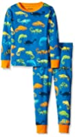 Hatley Boy's Crazy Chameleons Pyjama Set