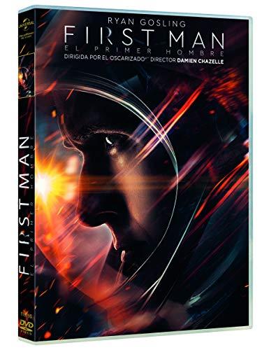 First Man: El Primer Hombre [DVD]