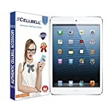 #3: CELLBELL® Tempered Glass Screen Protector For Apple iPad Mini/iPad Mini 2 With FREE Installation Kit