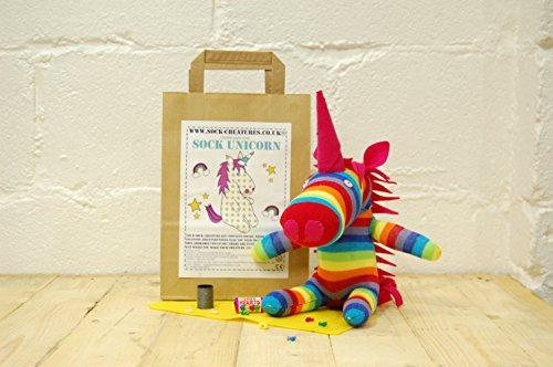 Sock Unicorn Craft Kit