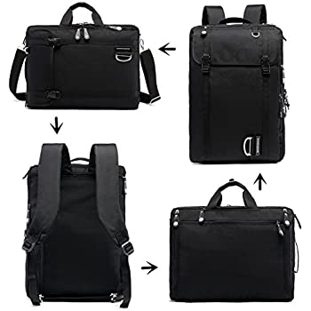 ordinateur portable 43 2 cm sac dos sacoche convertible tanche entreprise fin petit sac. Black Bedroom Furniture Sets. Home Design Ideas
