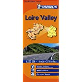 Loire Valley Michelin Regional Map (Michelin Regional Maps)