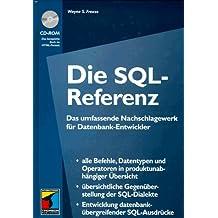 Die SQL Referenz