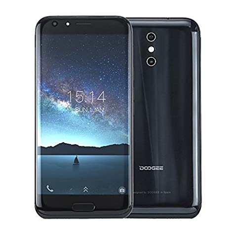"""DOOGEE BL5000 Unlocked 4G Smartphone, 5.5"""" Android 7.0 1.5GHz MT6750T Octa Core 4GB RAM 64GB ROM Dual SIM Mobile Phone with Dual Rear Camera(13MP+13MP) Front Camera(8MP) 5050mAh Battery Bluetooth Wifi GPS GSM SIM-free Cellphone"""