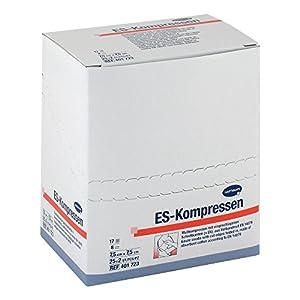 Es-kompressen steril 7,5x 25X2 stk