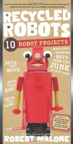 Recycled Robots: 10 Robot Projects by Robert Malone (2012-11-27)
