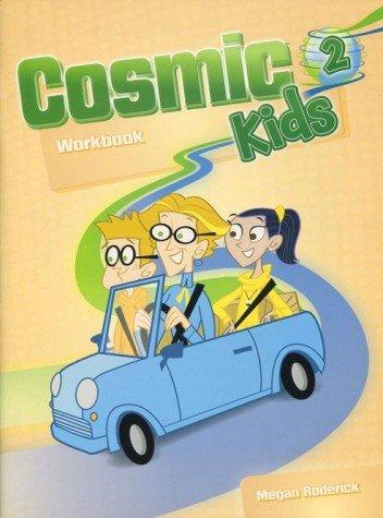 COSMIC KIDS 2 GREECE WORKBOOK