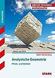 Abitur-Training - Analytische Geometrie - BaWü 2019