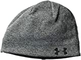 Under Armour Herren Sweater Fleece Beanie Mütze, Black (001), OSFA