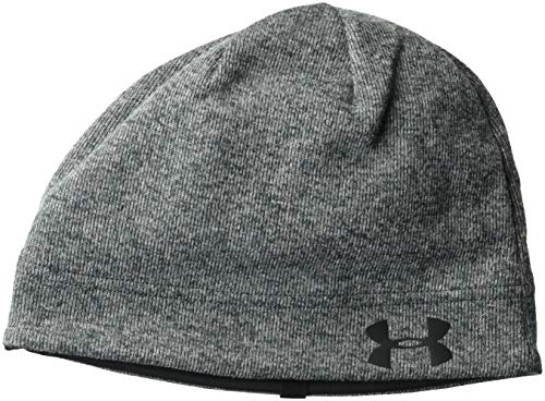 Under Armour Herren Sweater Fleece Beanie Mütze, Black (001), OSFA Under Armour-fleece-sweatshirt