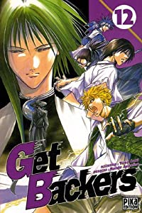 Get Backers Edition simple Tome 12