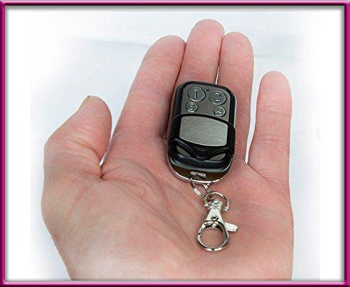 NOVOFERM NOVOTRON MNHS433-02, MNHS433-04 kompatibel handsender, 4-kanal ersatz sender, 433.92Mhz rolling code. Top Qualität ersatzgerät!!! - 4