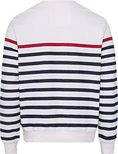 Brax Herren Sweatshirt White