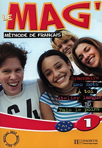 Le Mag': Niveau 1 Livre de L'Eleve (English and French Edition) by Fabienne Gallon (2014-12-01)