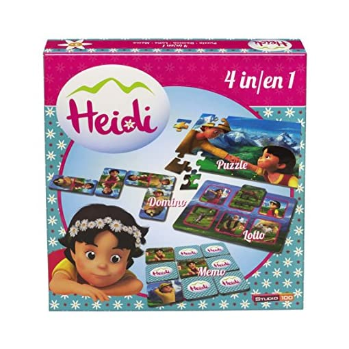 Studio-100-MEHI00000280-Heidi-4-in-1-Spielebox