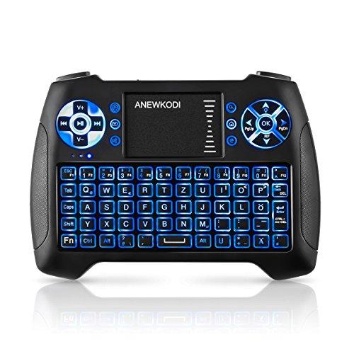 Mini Tastatur Touchpad, Smart TV...