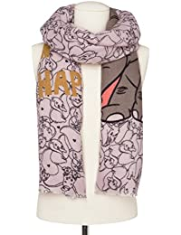 Codello Damen Schal mit Dumbo-Motiv