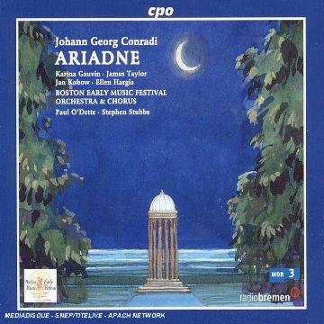 Johann Georg Conradi: Ariadne