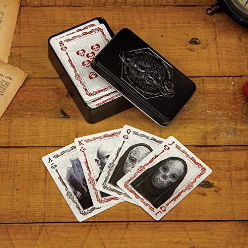 Juego de cartas Harry Potter - Magia Oscura