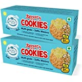 Early Foods - Combo Pack Of 2 - Organic Multi-grain Millet Jaggery Cookies - Healthy Baby & Kids Snack (150gms...