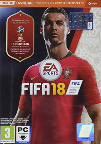 FIFA 18 - Standard Edition [Game PC]