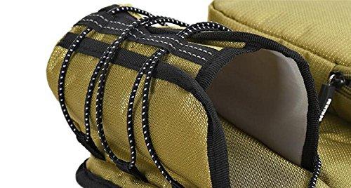 OOFWY Running Waistpack, Sport Wasserkocher Tasche Tasche für Handytaschen Waistpacks Draußen Wasserflasche Tasche für Fitness Radfahren Wandern Wandern Männer und Frauen E
