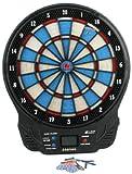 Echowell BC-100 elektronische Dartscheibe Dart 8 Spieler inkl. Netzadapter