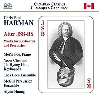 Harman:After Schumann [MeiYi Foo; Toca Loca; Yoori Choi; Jin Hyung Lim; McGill Percussion Ensemble; Aiyun Huang, Aijun Huang] [NAXOS: 8573303] by MeiYi Foo (2014-12-17)