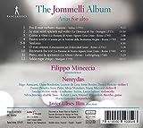 Jommelli Album. Arias pour alto