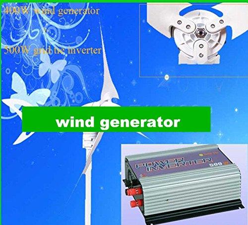 ator +500w 3phase AC 10.8V-30V input wind grid tie inverter ()