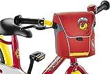 Puky LT 2 Kinder Fahrrad Lenker Tasche rot/gelb - 9723
