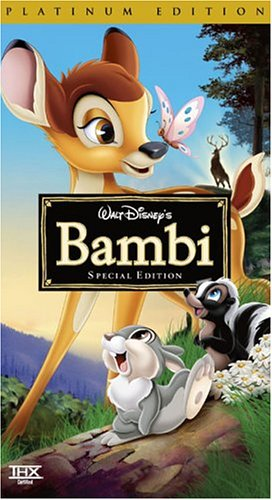 Preisvergleich Produktbild Bambi [VHS]