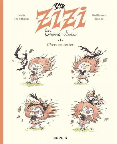 Zizi chauve-souris - tome 1 - Cheveux rester