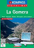 La Gomera: Digital Map mit Kurzführer (KOMPASS Digitale Karten, Band 4231) - Digital Map Kompass
