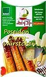 Lord of Tofu Bio Poseidon Tofu Curry-Würstchen 170g