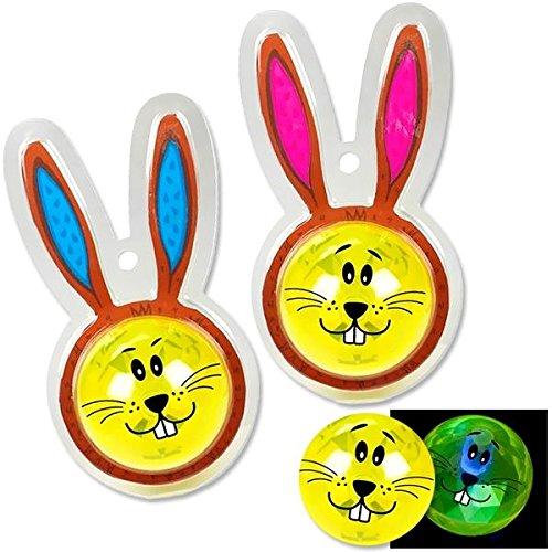 Trendhaus trendhaus942623Crazy Chicken Bunny Bouncing Ball mit Licht