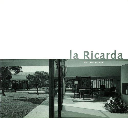 La Ricarda: R. Bonet Castellana