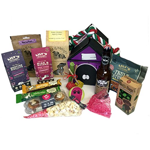 Delux Treat Hamper for Dogs