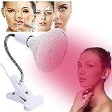 3 colores LED luz de rejuvenecimiento de la piel terapia profesional eliminación de arrugas acné cuidado del cuerpo de la cara