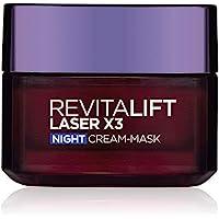 L'Oreal Paris Revitalift Laser X3 Night Cream Mask, 50ml