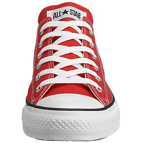 Converse Allstar  AS OX CAN,  Casual Unisex - Erwachsene Red
