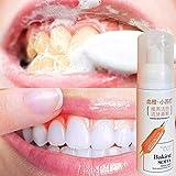 MA87 Foam Toothpaste Daily Stains Entfernt Mikroschaum-Zahnreiniger