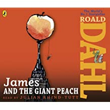 James and the Giant Peach (Audio Book)