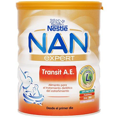 NAN Transit A.E, Leche de continuación para bebé - 800 gr.
