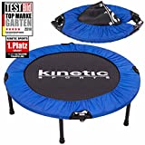 Fitness Trampolin Kinetic Sports Indoor Tramplolin Home...