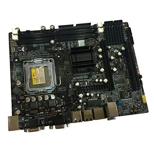 IPOTCH Desktop Placa Base DDR2 533/667 945-775 Tarjeta