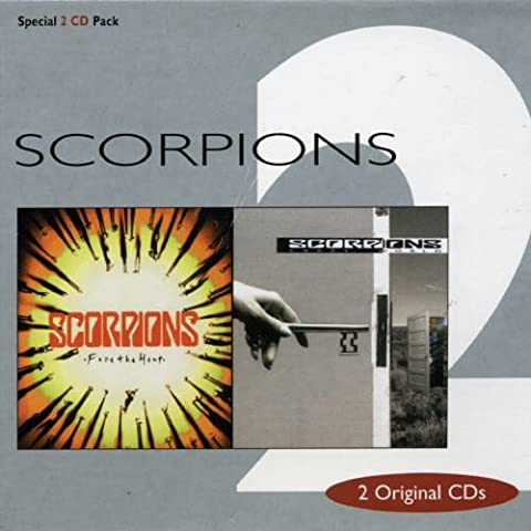 Scorpions Crazy World - Face The Heat / Crazy World (coffret