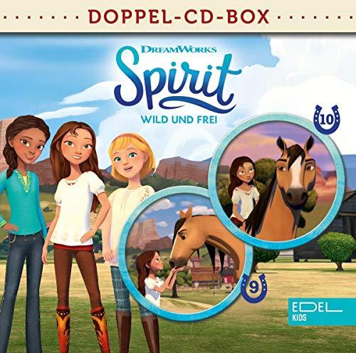 Spirit - wild und frei - Doppel-Box (Folge 9 + 10) - Das Original-Hörspiel zur TV-Serie